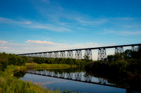 Hi-Line Bridge — Valley City North Dakota